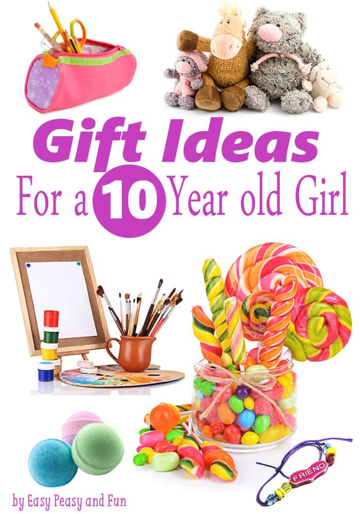 Best ideas about Gift Ideas For 10 Year Old . Save or Pin Gifts for 10 Year Old Girls Easy Peasy and Fun Now.