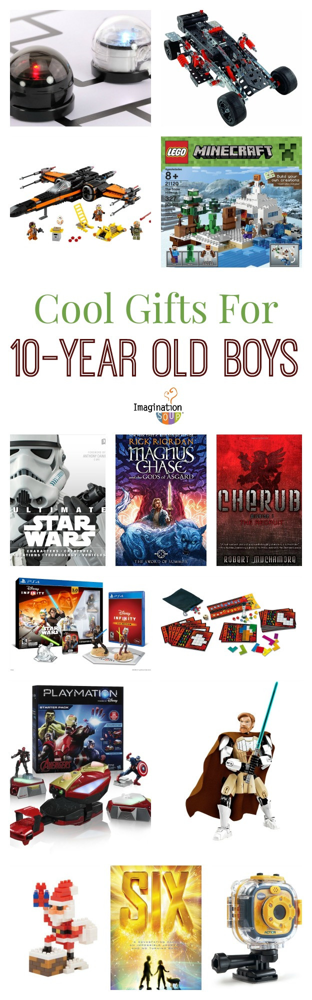 Best ideas about Gift Ideas For 10 Year Old . Save or Pin Gifts for 10 Year Old Boys Now.