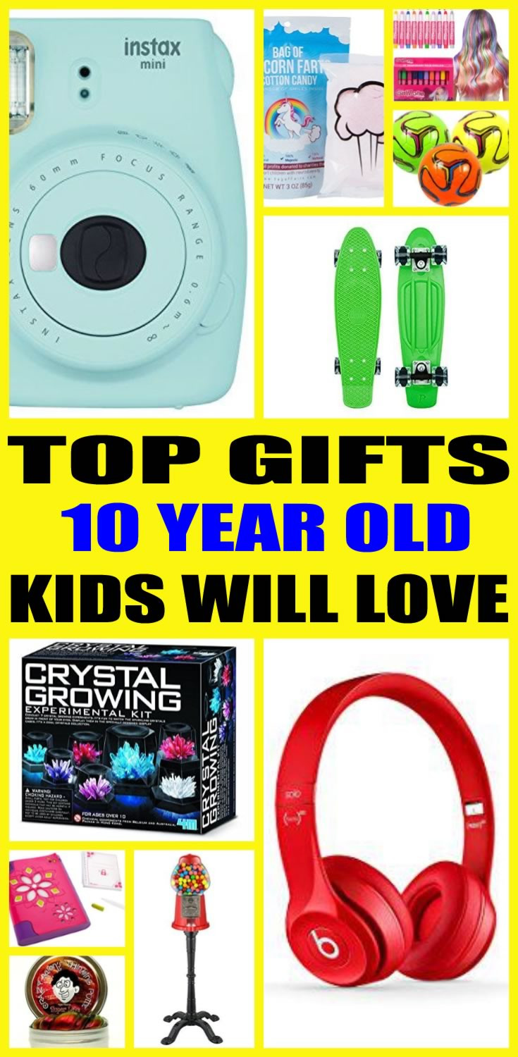 Best ideas about Gift Ideas For 10 Year Old . Save or Pin Best Gifts for 10 Year Olds Now.