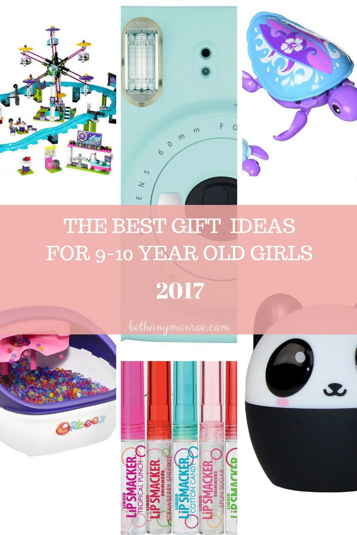 Best ideas about Gift Ideas For 10 Year Old . Save or Pin Gift Ideas for 9 10 Year Old Girls in 2017 Now.