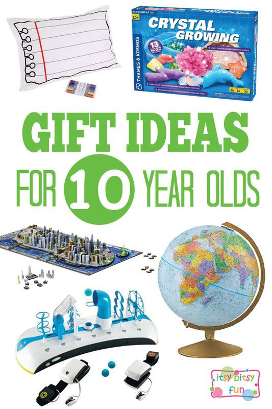 Best ideas about Gift Ideas For 10 Yr Old Boy . Save or Pin Gifts for 10 Year Olds Now.