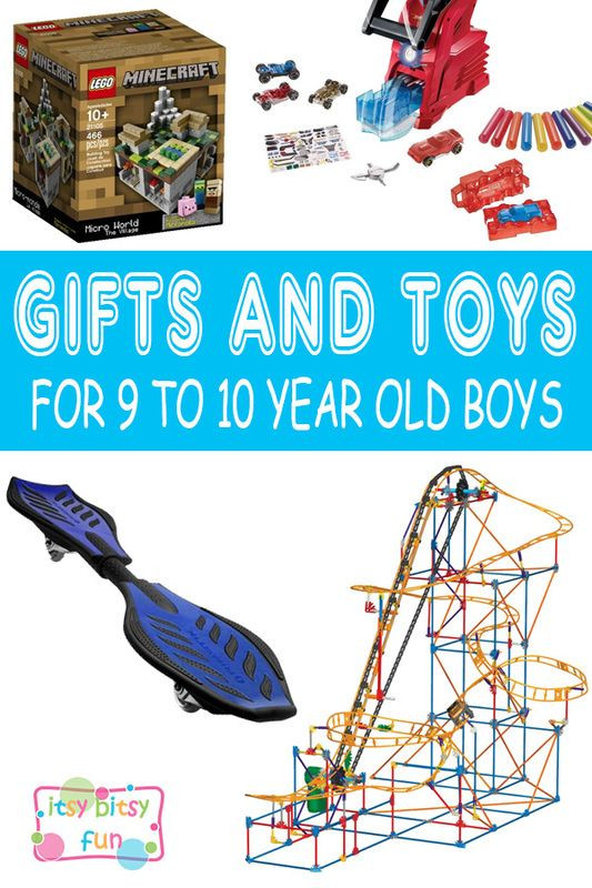 Best ideas about Gift Ideas For 10 Yr Old Boy . Save or Pin Best Gifts for 9 Year Old Boys in 2017 Now.