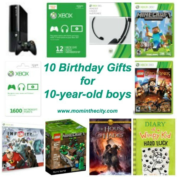Best ideas about Gift Ideas For 10 Yr Old Boy . Save or Pin 10 Birthday Gifts for 10 Year Old Boys Now.