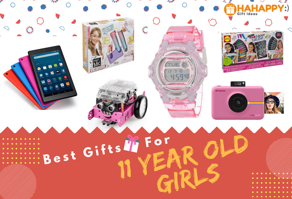 Best ideas about Gift Ideas For 11 Year Old Girl . Save or Pin 12 Best Gifts For An 11 Year Old Girl Now.