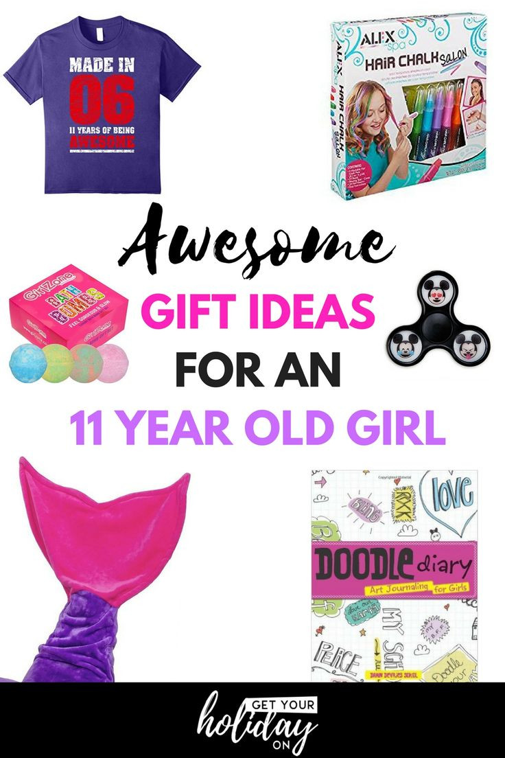Best ideas about Gift Ideas For 11 Year Old Girl . Save or Pin 797 best Creative and DIY Gift Ideas ♥ images on Pinterest Now.