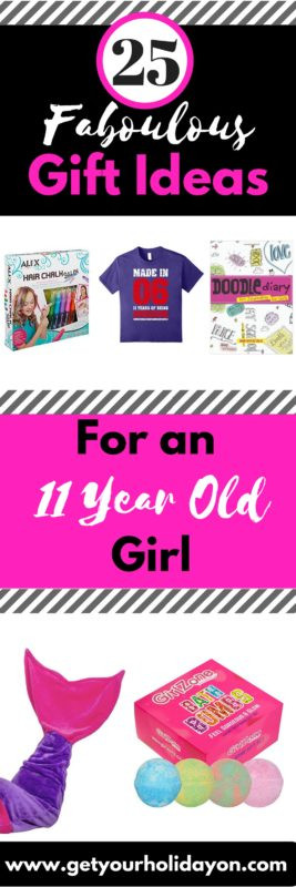 Best ideas about Gift Ideas For 11 Year Old Girl . Save or Pin Awesome Gift Ideas For An 11 Year Old Girl • Get Your Now.