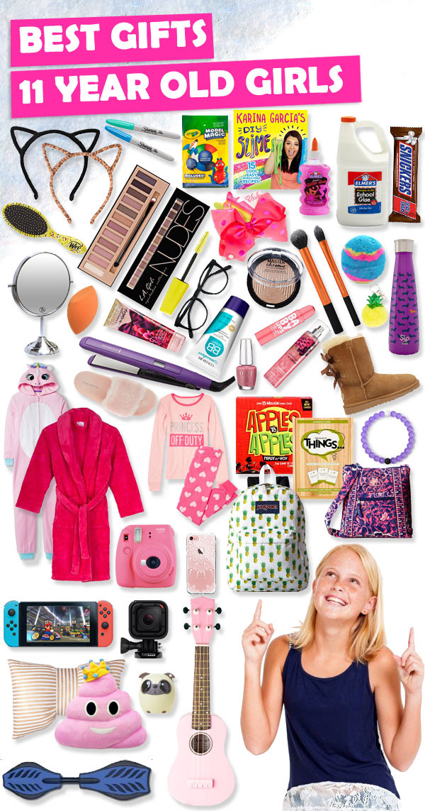 Best ideas about Gift Ideas For 11 Year Old Girl . Save or Pin Gifts For 11 Year Old Girls 2018 Now.