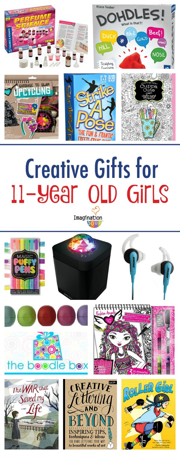 Best ideas about Gift Ideas For 11 Year Old Girl . Save or Pin Gifts for 11 Year Old Girls Now.