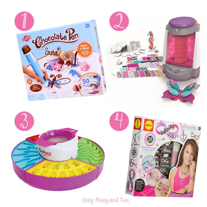 Best ideas about Gift Ideas For 11 Year Old Girl . Save or Pin Best Gifts for a 11 Year Old Girl Easy Peasy and Fun Now.