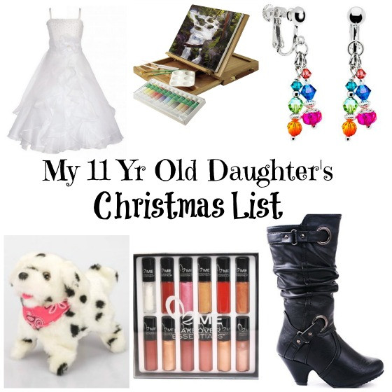 Best ideas about Gift Ideas For 11 Year Old Girl . Save or Pin Christmas Gift Ideas 11 Year Old Girl Now.