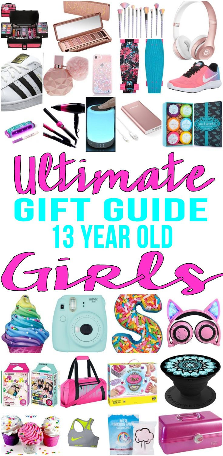 Best ideas about Gift Ideas For 13 Year Old Daughter . Save or Pin Best Gifts For 13 Year Old Girls Tay Now.