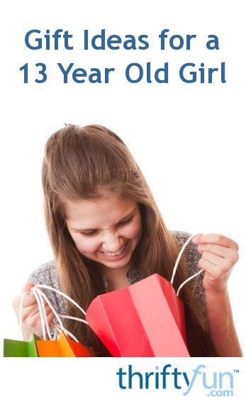 Best ideas about Gift Ideas For 13 Year Old Daughter . Save or Pin Gift Ideas for a 13 Year Old Girl Now.
