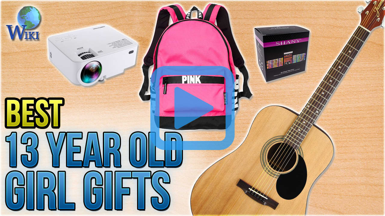 Best ideas about Gift Ideas For 13 Year Old Daughter . Save or Pin Top 10 13 Year Old Girl Gifts of 2017 Now.