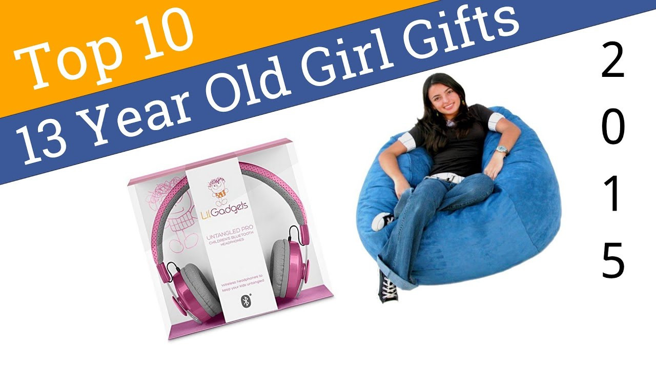 Best ideas about Gift Ideas For 13 Year Old Daughter . Save or Pin 10 Best 13 Year Old Girl Gifts 2015 Now.