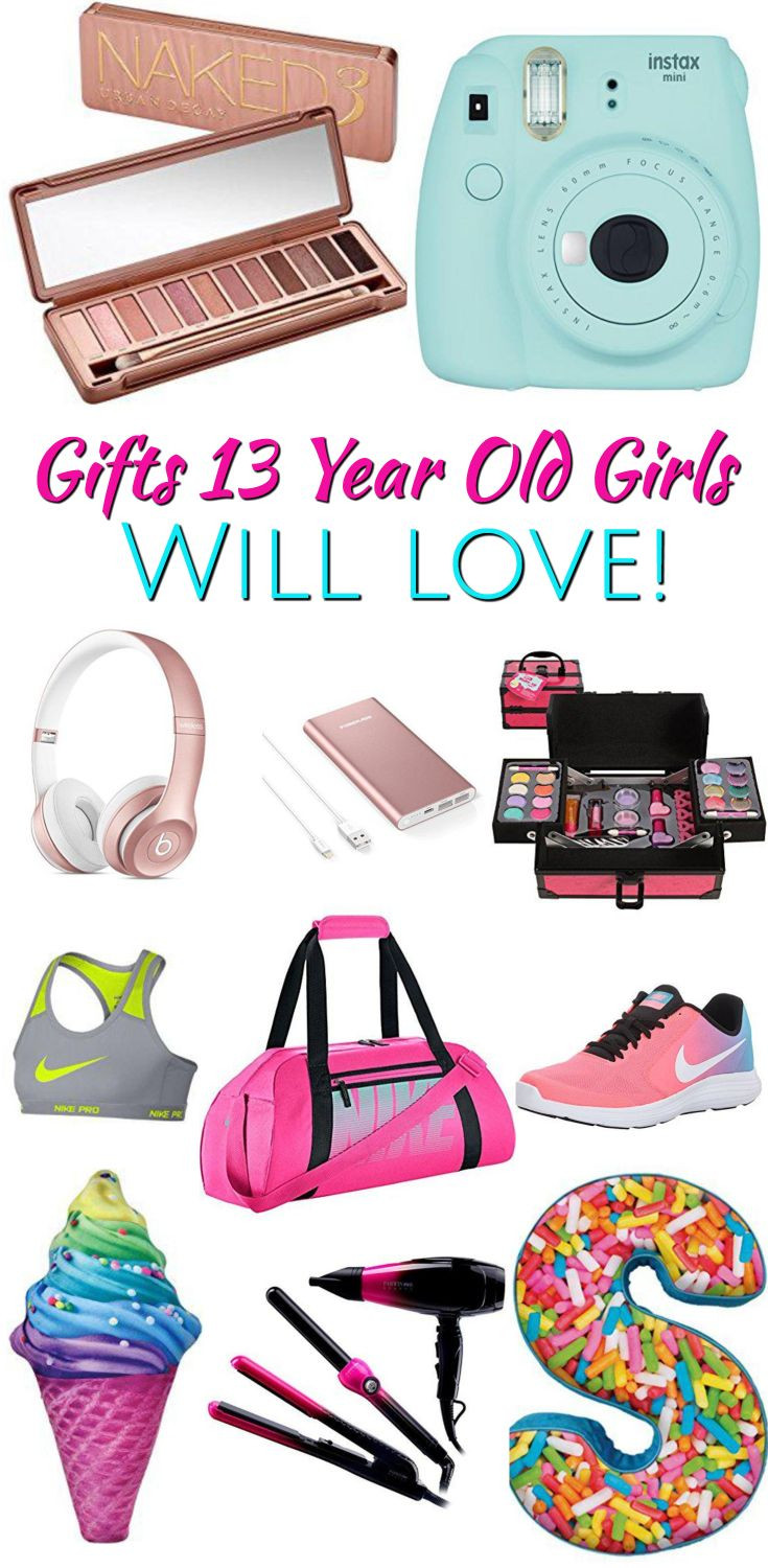 Best ideas about Gift Ideas For 13 Year Old Daughter . Save or Pin Best Gifts For 13 Year Old Girls Gift Guides Now.
