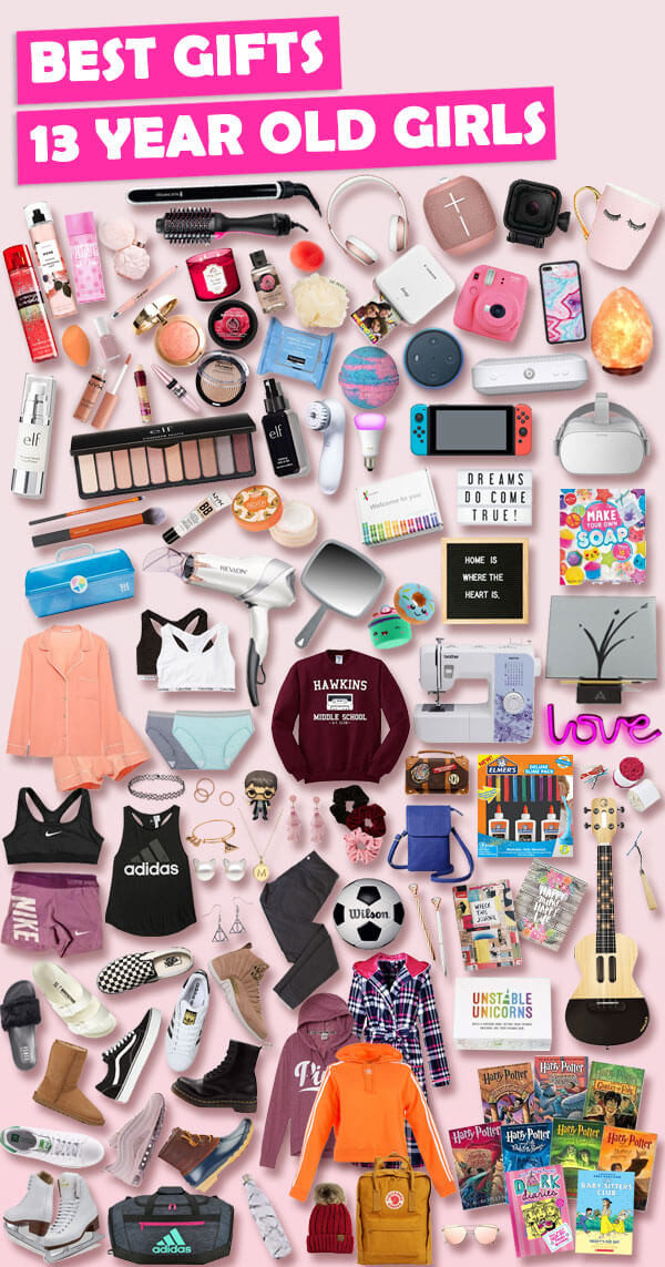 Best ideas about Gift Ideas For 13 Year Old Daughter . Save or Pin Best Gifts for 13 Year Old Girls in 2018 [HUGE List of Ideas] Now.