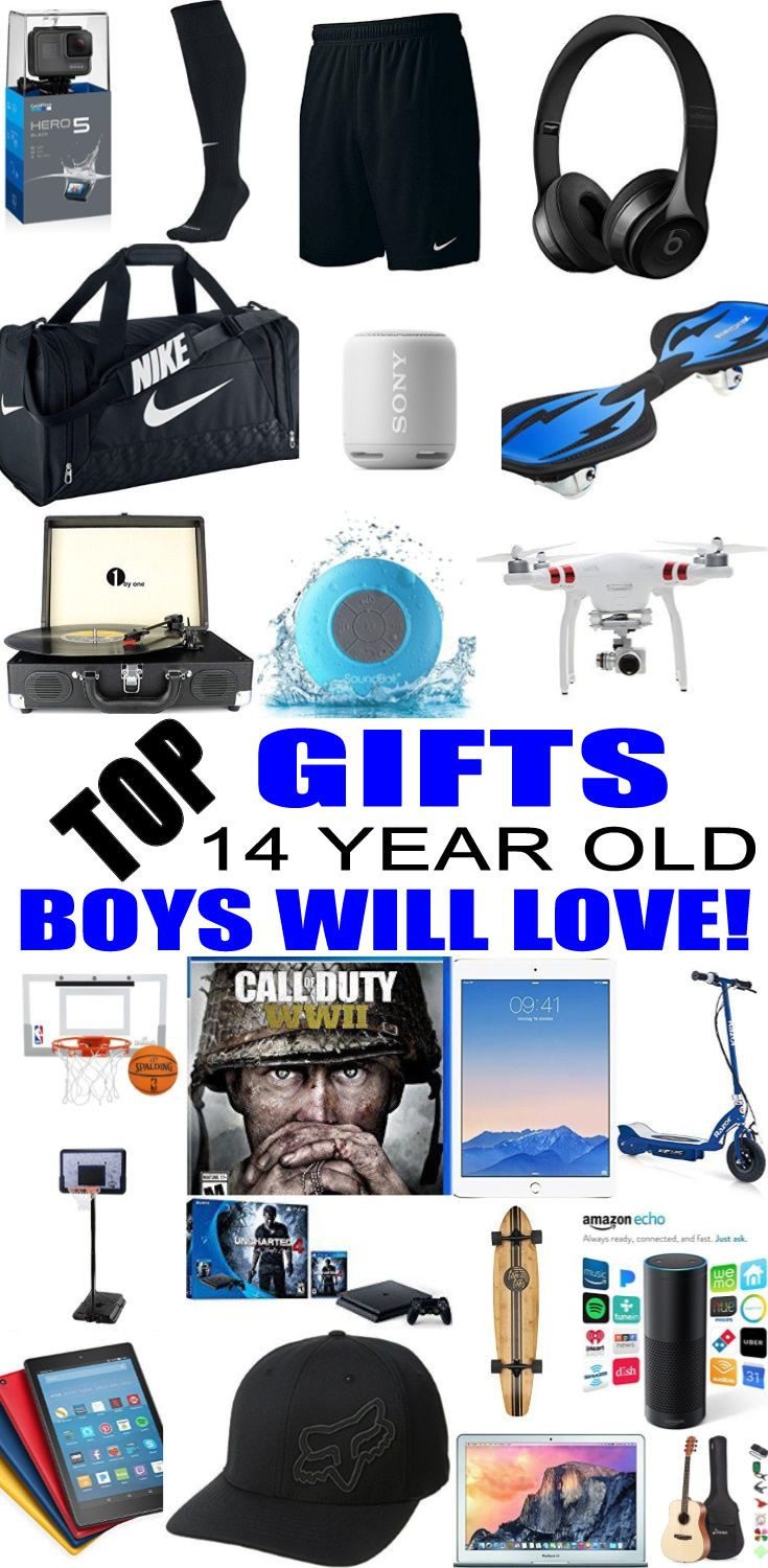 Best ideas about Gift Ideas For 14 Year Old Boy . Save or Pin Best Toys for 14 Year Old Boys Now.