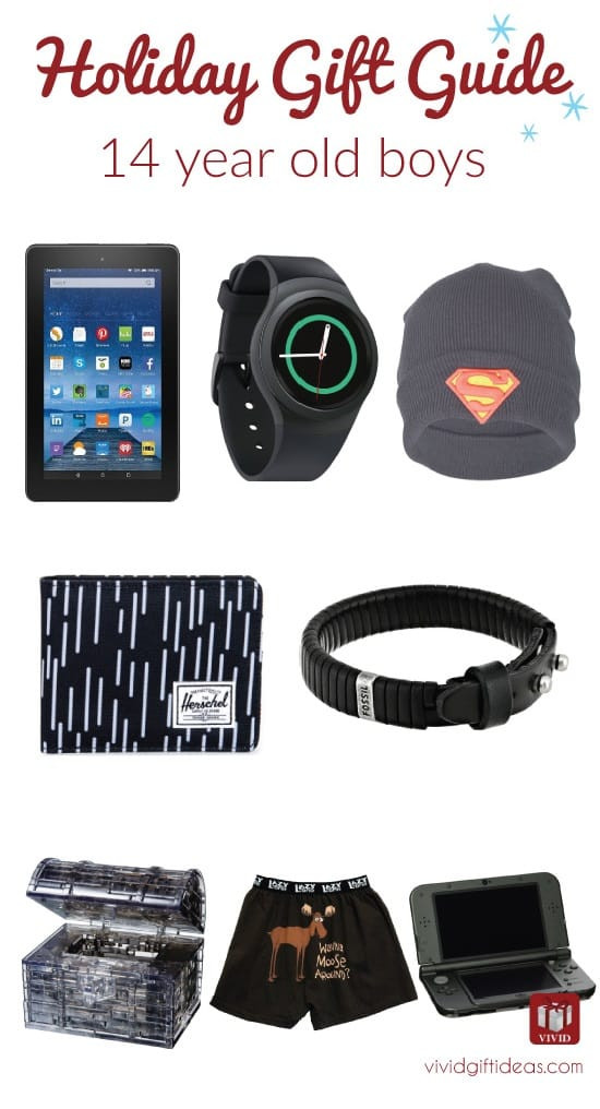 Best ideas about Gift Ideas For 14 Year Old Boy . Save or Pin Cool Gifts for 14 Year Old Boys Christmas Specials Now.