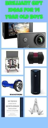 Best ideas about Gift Ideas For 14 Year Old Boy . Save or Pin Gift Ideas for 14 Year Old Boys Best ts for teen boys Now.
