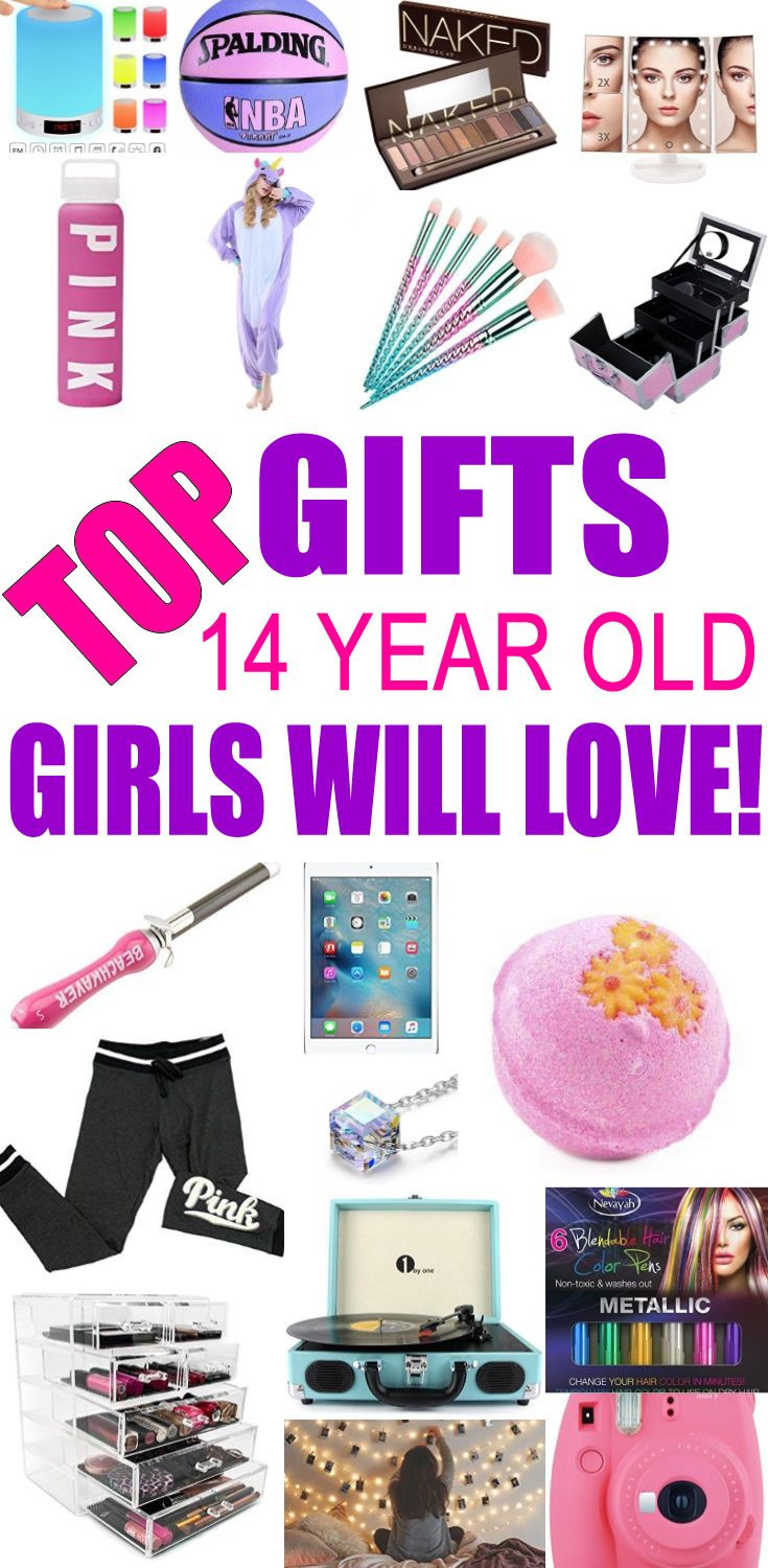 Best ideas about Gift Ideas For 14 Years Old Girl . Save or Pin Best Gifts 14 Year Old Girls Will Love Now.