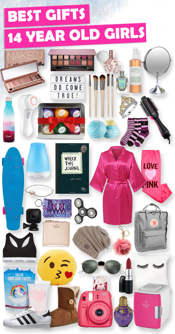 Best ideas about Gift Ideas For 14 Years Old Girl . Save or Pin Gifts for 14 Year Old Girls Now.