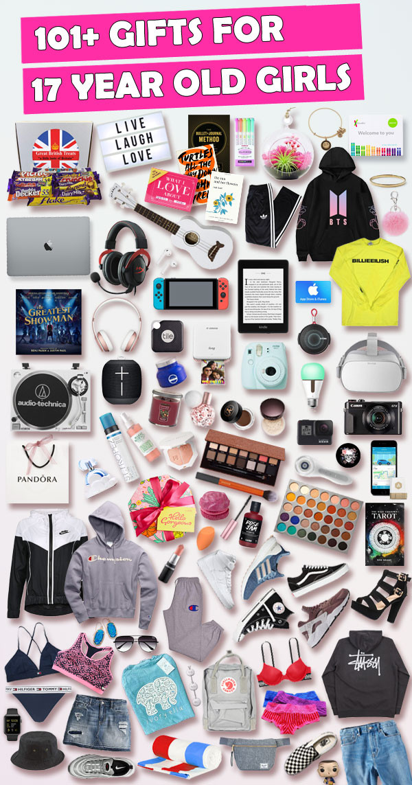 Best ideas about Gift Ideas For 17 Year Old Boy . Save or Pin Gifts for 17 Year Old Girls [Don t Break the Bank] Best Now.