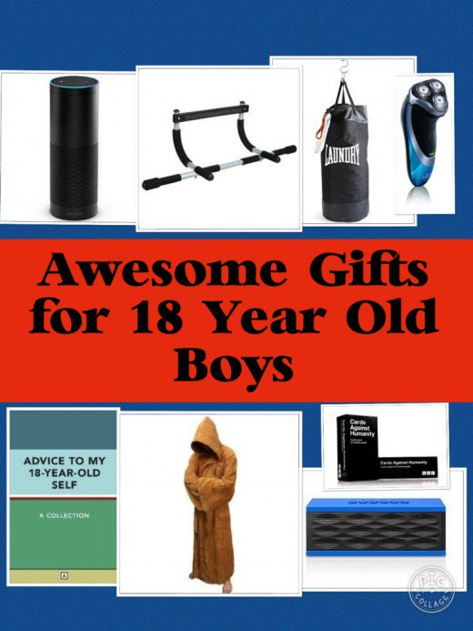 Best ideas about Gift Ideas For 17 Year Old Boy . Save or Pin Incredibly Awesome Gifts for 18 Year Old Boys Now.