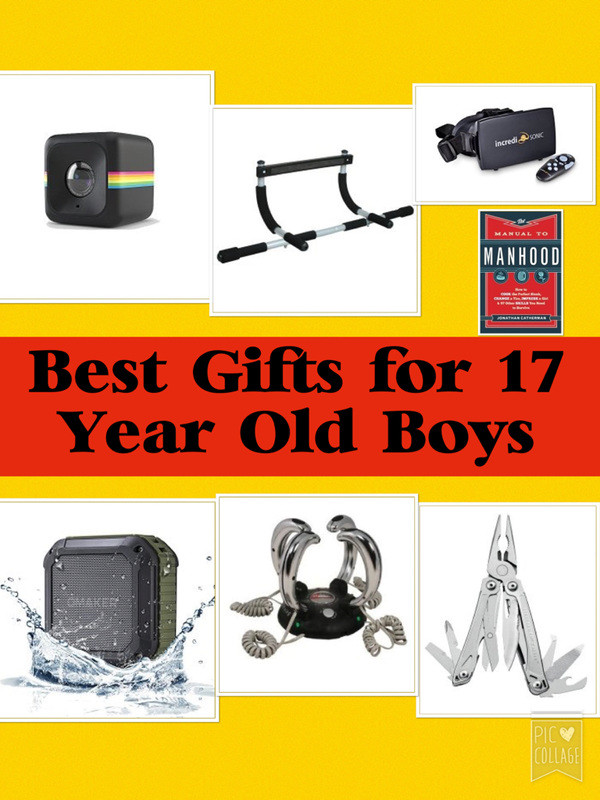 Best ideas about Gift Ideas For 17 Year Old Boy . Save or Pin Gift Ideas for 16 Year Old Boys Best ts for teen boys Now.