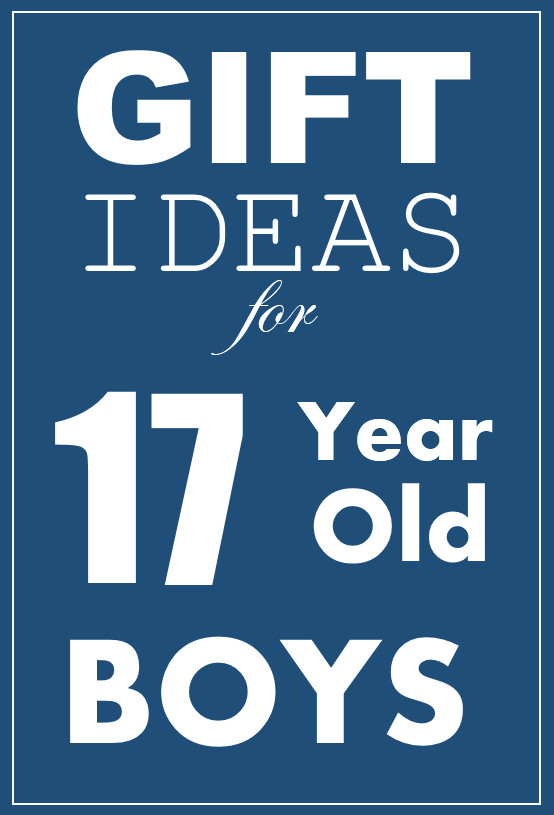 Best ideas about Gift Ideas For 17 Year Old Boy . Save or Pin Best Gift Ideas for 17 18 Year Old Teenage Boys Now.