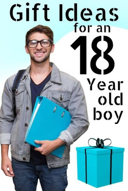 Best ideas about Gift Ideas For 18 Year Old Boy . Save or Pin Gifts for 18 Year Old Boys Now.