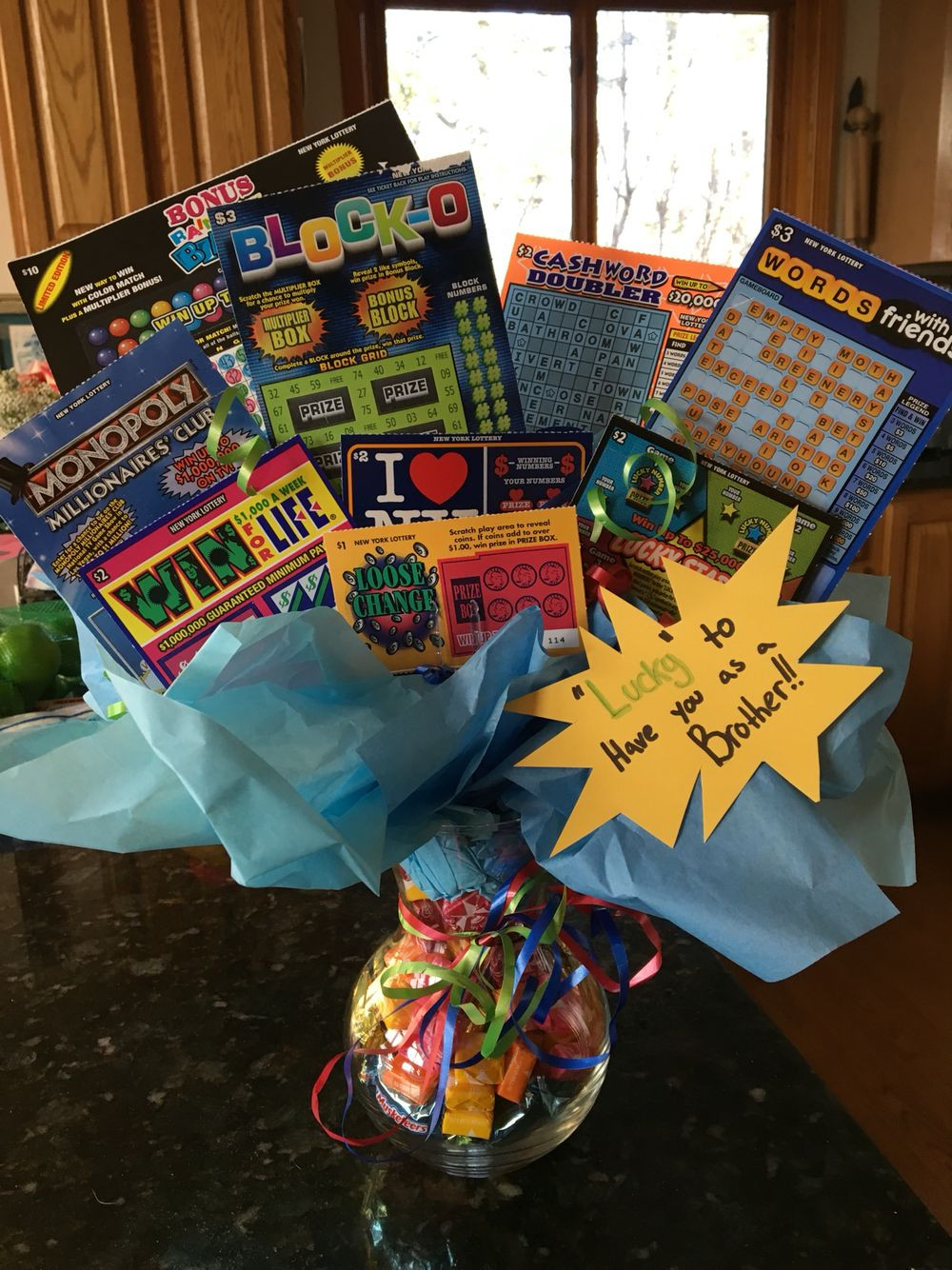 Best ideas about Gift Ideas For 18 Year Old Boy . Save or Pin Cute birthday present for an 18 year old birthday Now.