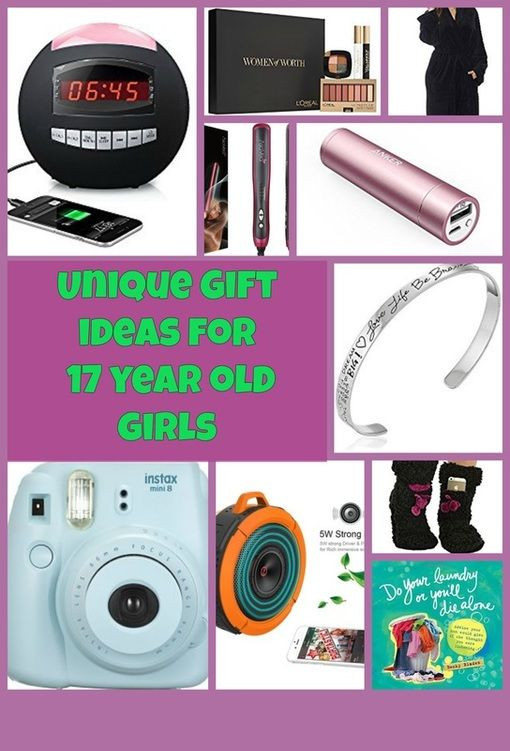 Best ideas about Gift Ideas For 18 Year Old Girl . Save or Pin Gift ideas for 17 year old girls Gifts Now.