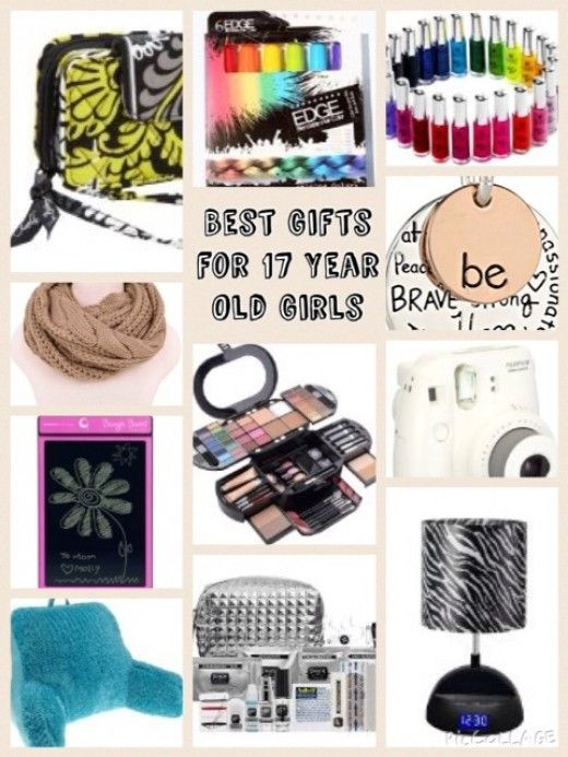 Best ideas about Gift Ideas For 18 Year Old Girl . Save or Pin Best Gifts For 17 Year Old Girls Gift ideas Now.