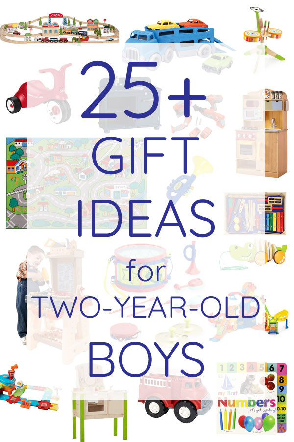 Best ideas about Gift Ideas For 2 Yr Old Boy . Save or Pin Gift ideas for two year old boys Now.