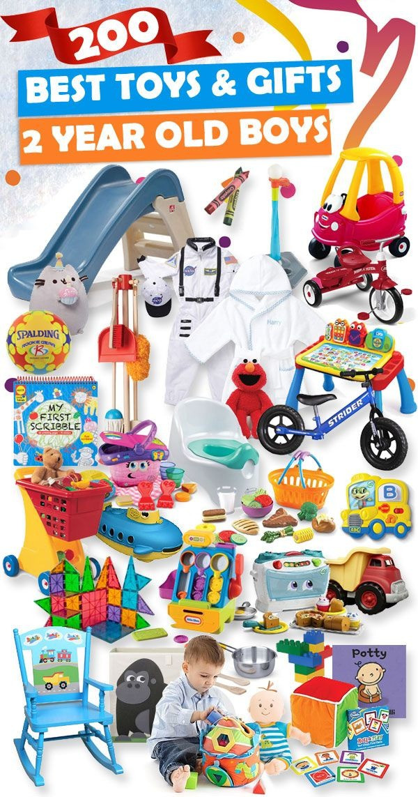 Best ideas about Gift Ideas For 2 Yr Old Boy . Save or Pin Christmas Gifts For A 2 Year Old Now.