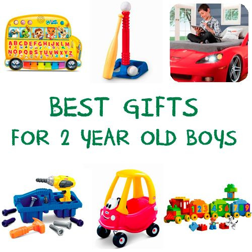 Best ideas about Gift Ideas For 2 Yr Old Boy . Save or Pin Best Gifts And Toys For 2 Year Old Boys 2018 Now.