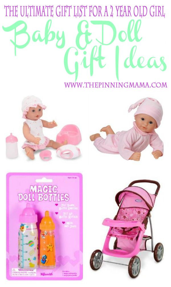 Best ideas about Gift Ideas For 2 Yr Old Girl . Save or Pin Best Gift Ideas for a 2 Year Old Girl Now.