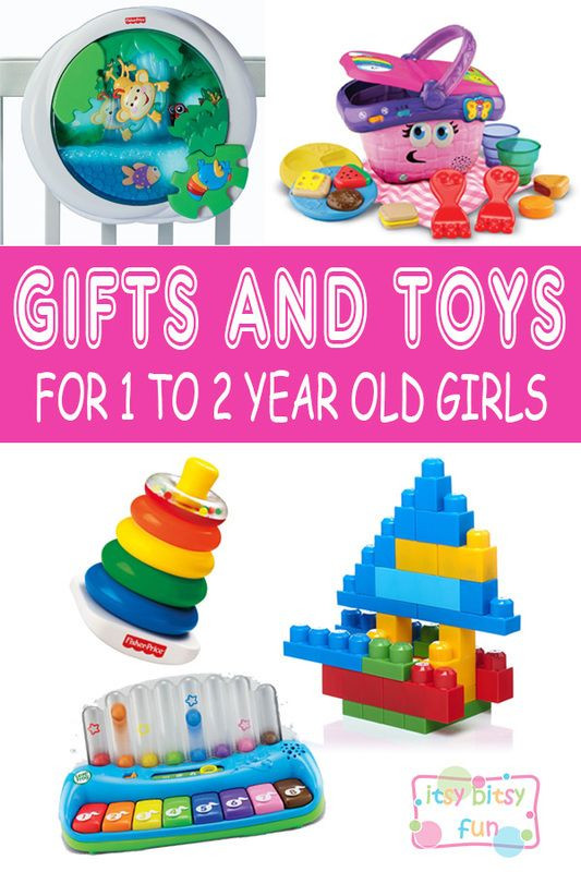 Best ideas about Gift Ideas For 2 Yr Old Girl . Save or Pin 25 best Gift ideas for 1 year old girl on Pinterest Now.