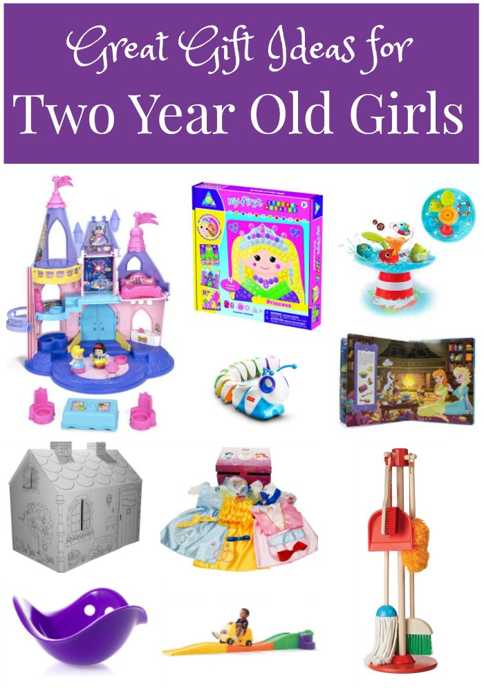 Best ideas about Gift Ideas For 2 Yr Old Girl . Save or Pin Great Gifts for Two Year Old Girls Now.