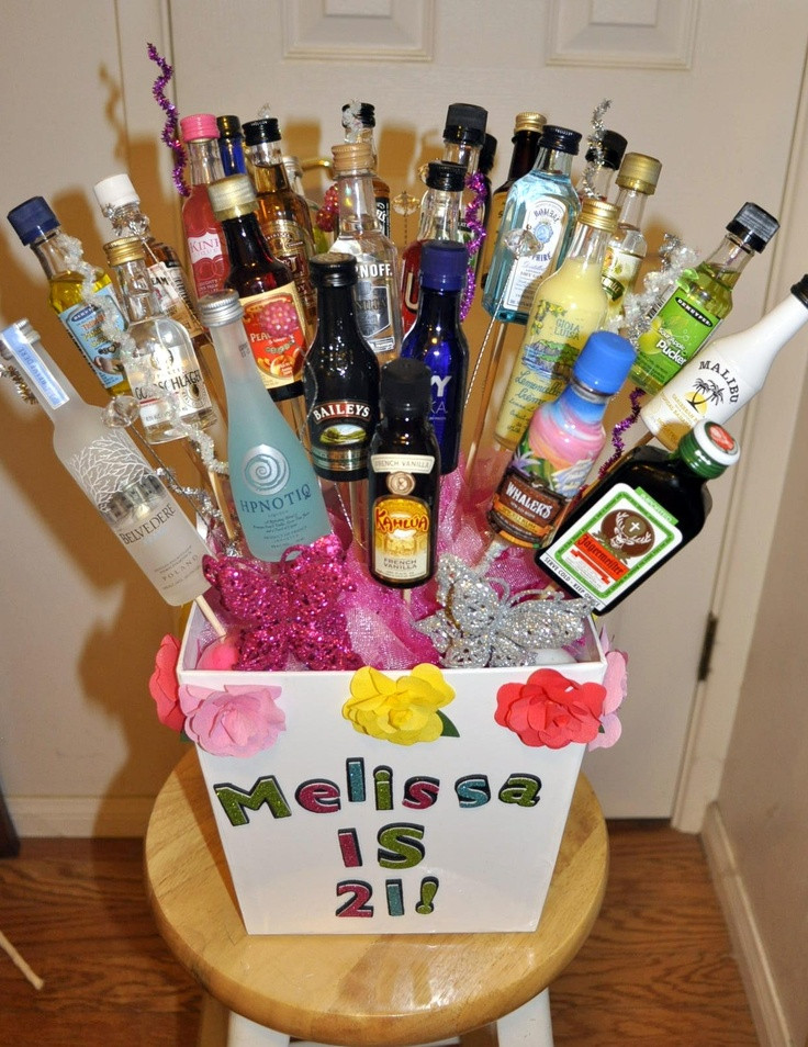 Best ideas about Gift Ideas For 21St Birthday Female . Save or Pin 1000 ideas about 21 Birthday Presents on Pinterest Now.