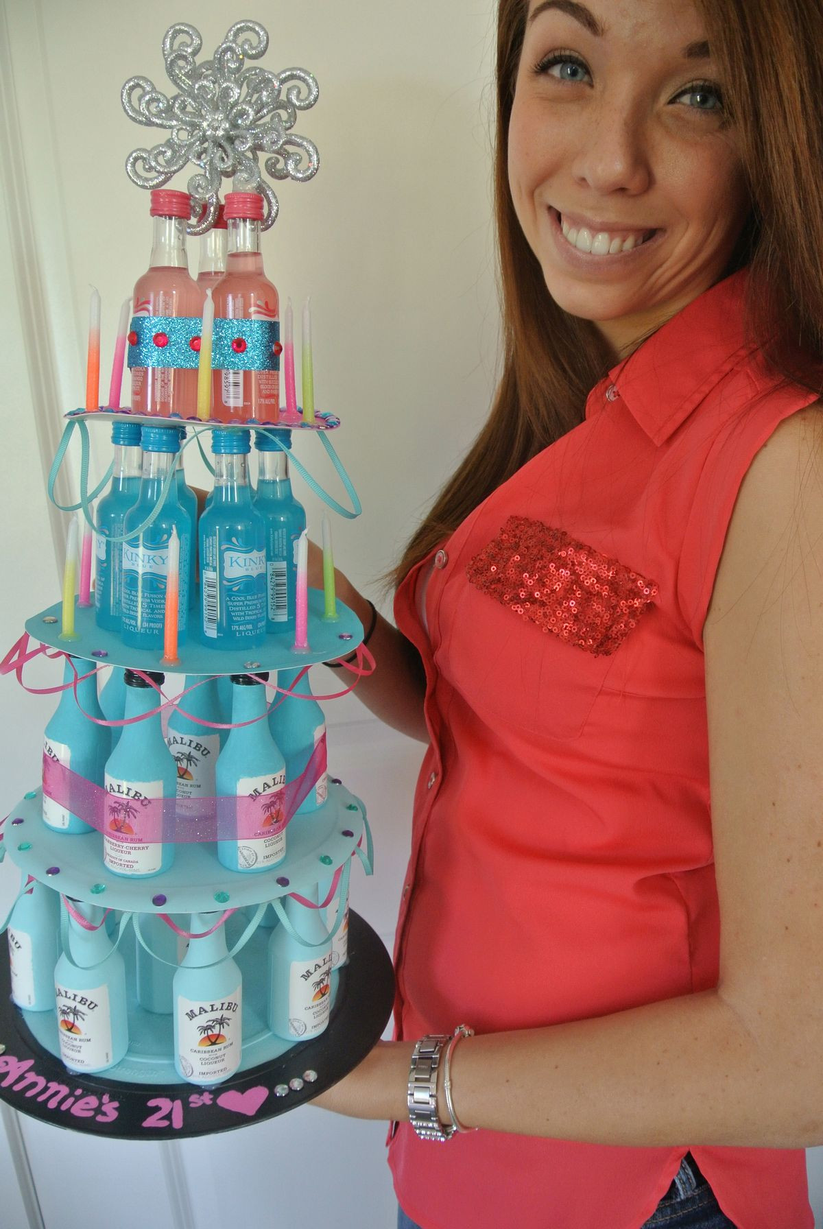 Best ideas about Gift Ideas For 21St Birthday Female . Save or Pin 1000 images about Fake Cake on Pinterest Now.