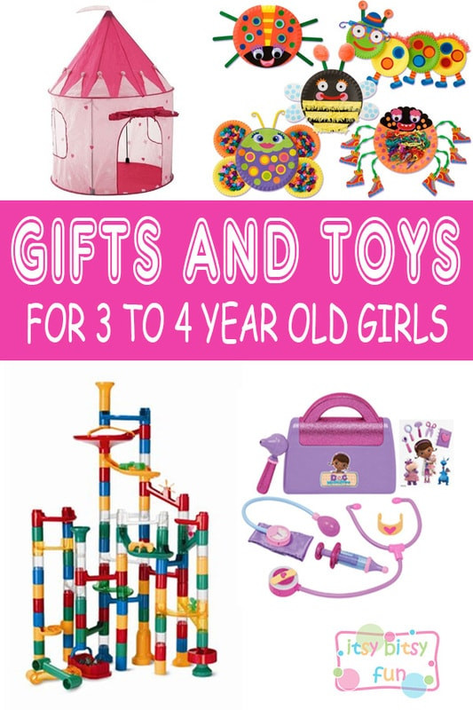 Best ideas about Gift Ideas For 3 Yr Old Girl . Save or Pin Best Gifts for 3 Year Old Girls in 2017 Itsy Bitsy Fun Now.