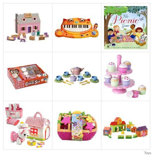 Best ideas about Gift Ideas For 3 Yr Old Girl . Save or Pin KSW Gift Guides Maelynn ts Now.