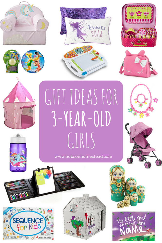 Best ideas about Gift Ideas For 3 Yr Old Girl . Save or Pin 15 Gift Ideas for 3 Year Old Girls Now.