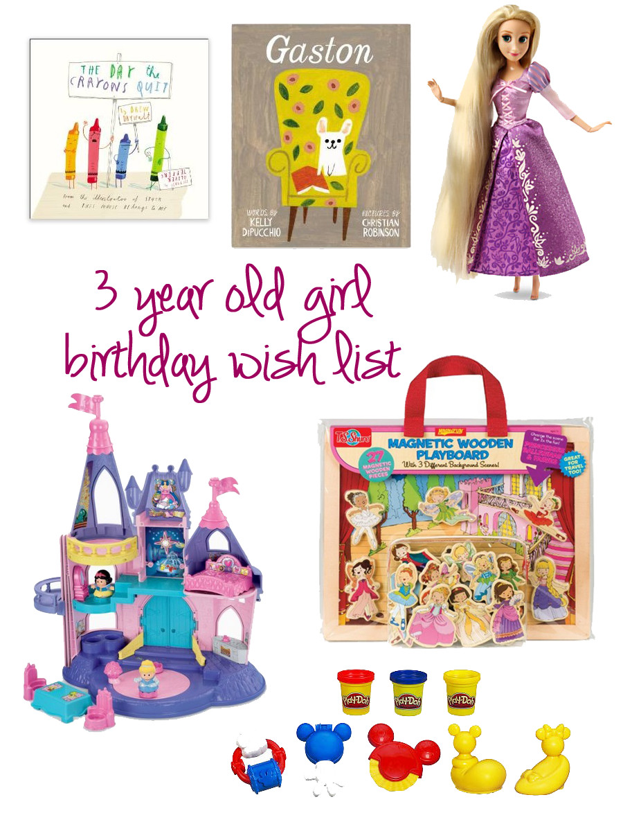 Best ideas about Gift Ideas For 3 Yr Old Girl . Save or Pin Nat your average girl 3 Year Old Girl Gift Ideas Now.