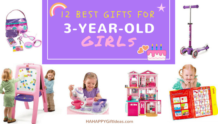Best ideas about Gift Ideas For 3 Yr Old Girl . Save or Pin Best Gifts For A 3 Year Old Girl Fun & Educational Now.