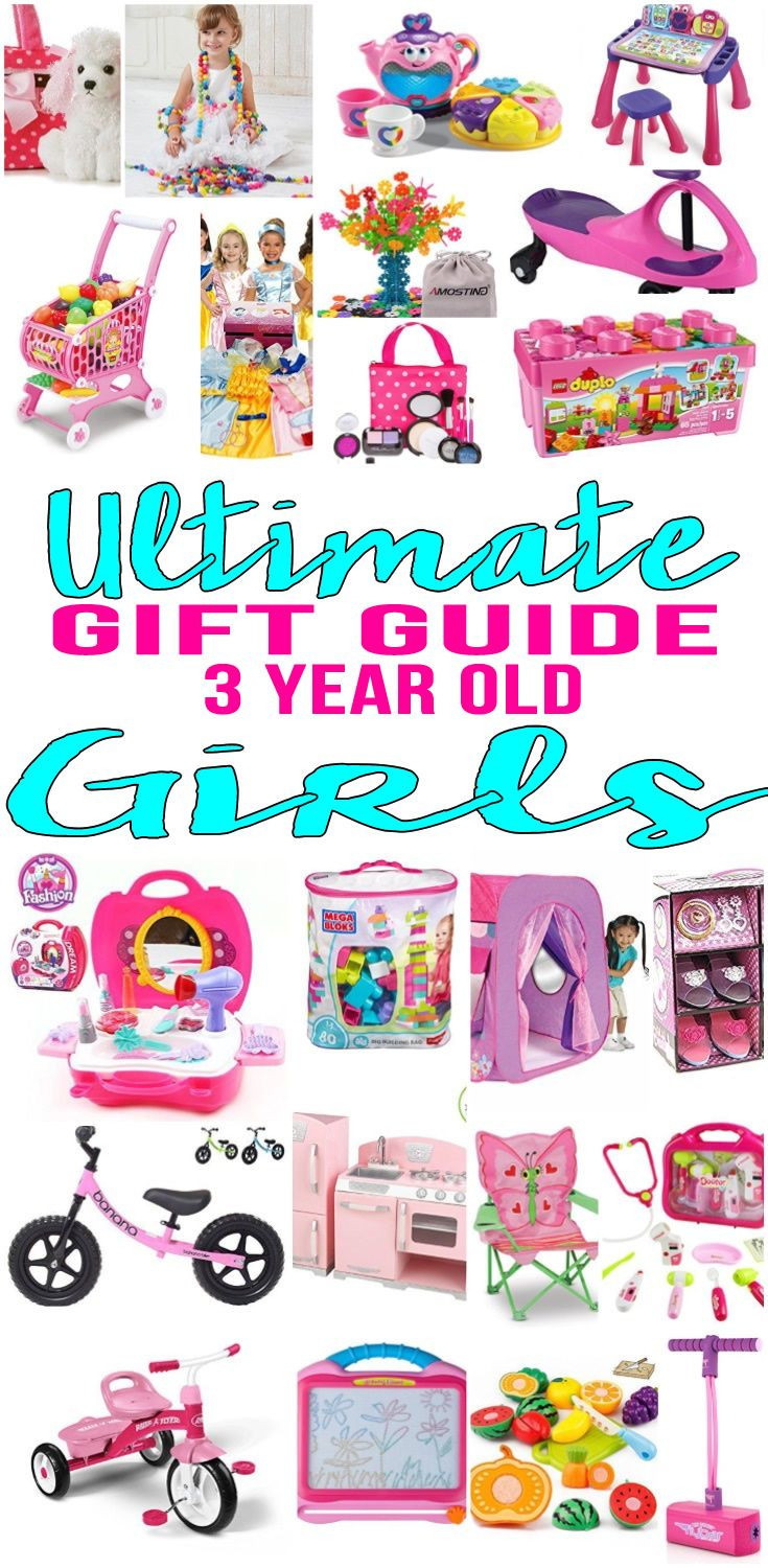 Best ideas about Gift Ideas For 3 Yr Old Girl . Save or Pin Best Gifts for 3 Year Old Girls Now.