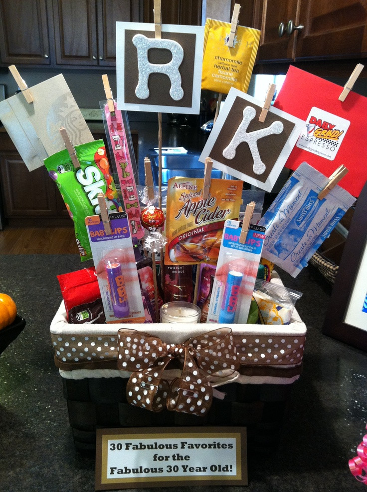 Best ideas about Gift Ideas For 30 Year Old Male . Save or Pin 30 Fabulous Favorites for the Fabulous 30 year old Now.