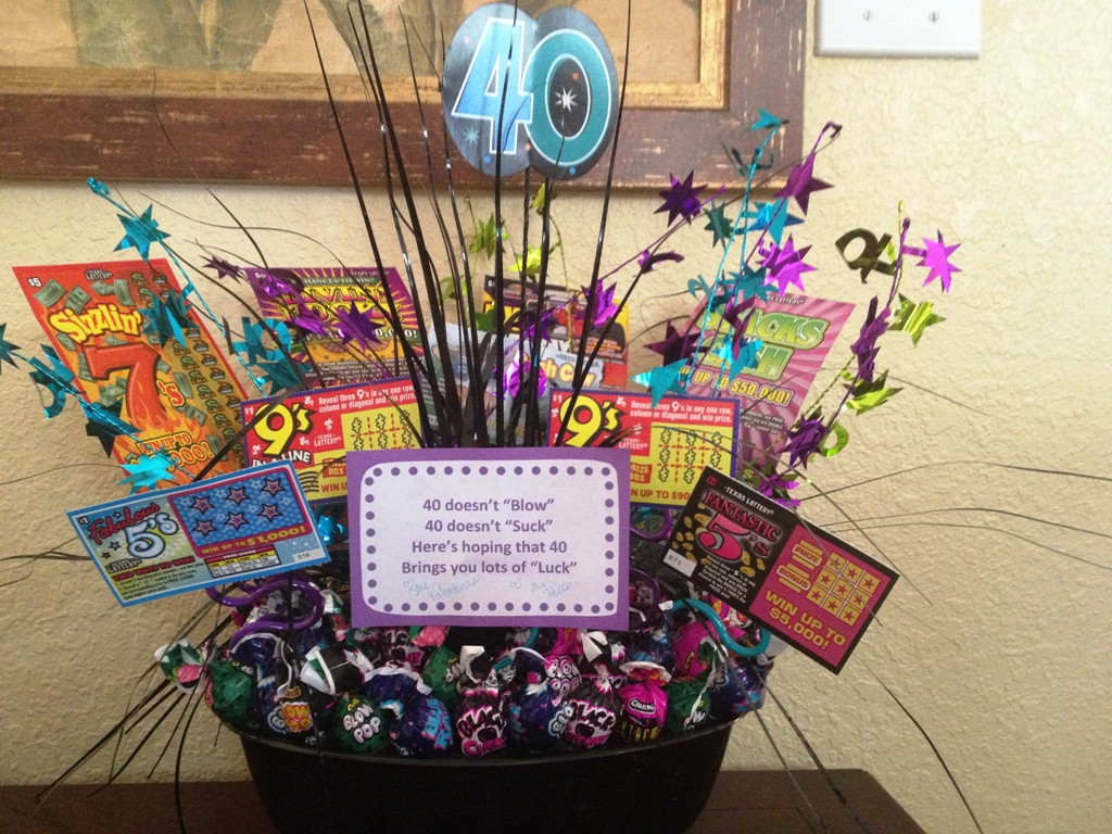 Best ideas about Gift Ideas For 40th Birthday Female . Save or Pin Tips to Select 40th Birthday Ideas for Wife Now.