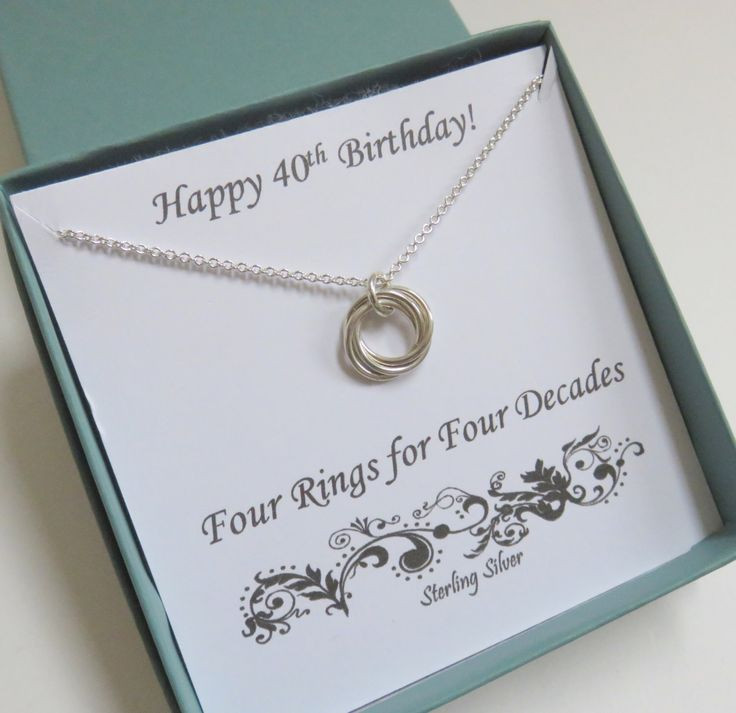 Best ideas about Gift Ideas For 40th Birthday Female . Save or Pin Best 25 40th anniversary ts ideas on Pinterest Now.